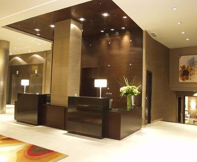 Badkamer Hotel Conqueridor