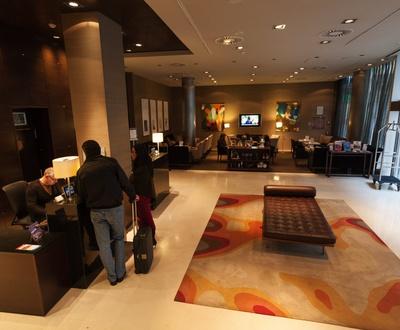 Receptie Hotel Conqueridor